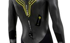Bio-Stretch Zone on Pursuit Swimming Wetsuit