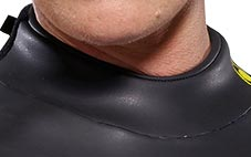Watertight Neck Seal to Eliminate Chaffing