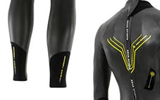 Easy Transitions With Wetsuit