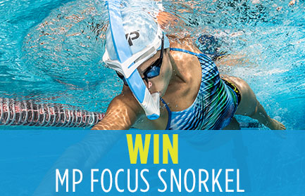Win a Focus Swim Snorkel from MP Michael Phelps